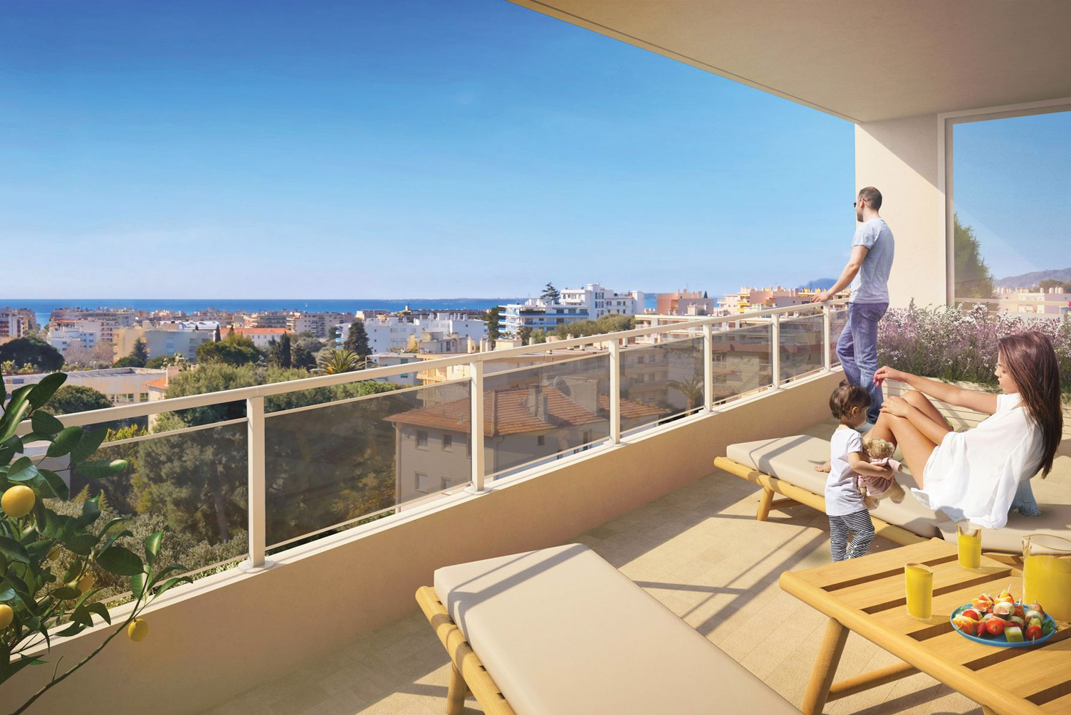 Appartements à Vendre Le Clos Des Blanquetiers Antibes Juan les Pins